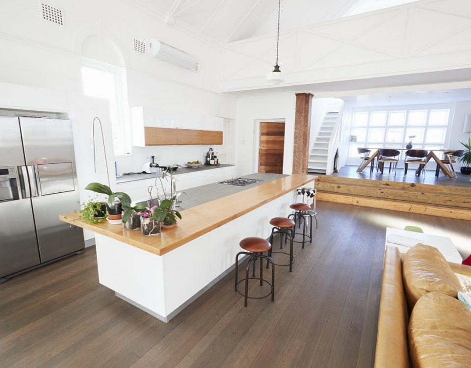 créer une cuisine sur Monaco